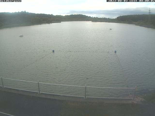 Link extern: Hochwasserrückhaltebecken Goldbergsee